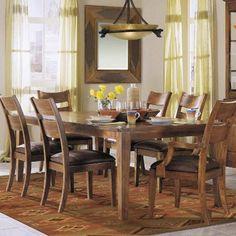 """Sam's Club - Nicholas 96"""" Dining Table"""