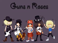Guns n Roses by ~ deviantART