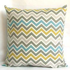 Gray+Yellow+Turquoise+Living+Room | Grey yellow turquoise cushion | Living Room/Dining Room/Kitchen Make ...