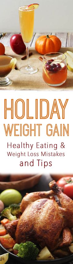Worried about holiday weight gain? Hoping for some weight loss during the holidays? I share the mistakes and tips for eating healthy this Thanksgiving and Christmas holiday season.