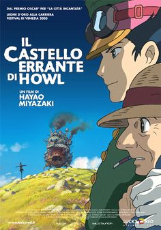 Today I want to write a post about Studio Ghibli movies. When it's about animation movies I have to talk about Miyazaki and the amazing Stud. Hayao Miyazaki, Howl's Moving Castle Movie, Howls Moving Castle, Zootopia, Studio Ghibli Films, Takuya Kimura, Non Plus Ultra, Streaming Hd, Top Movies