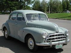 Morris Oxford 1953  http://homepage.usask.ca/~bdb368/oxford/index.html