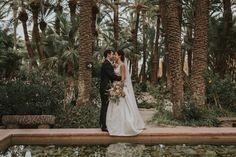 M & P from Spain ♡ JESUS PEIRO bride