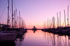 Puerto de Almerimar (Almeria)