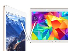 The best of Apple vs. the best Android tablet around — will either deliver a knockout blow?