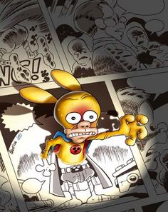 Risultati immagini per rat-man collection Wordpress, Rat Man, Men's Collection, Rats, Larry, Bowser, Scooby Doo, Mickey Mouse, Pikachu