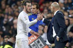 Gareth Bale tells Real Madrid that Zinedine Zidane must stay... #RealMadrid: Gareth Bale tells Real Madrid that Zinedine… #RealMadrid