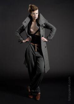 Michaela Mazalanova coats collection by Jozo Palenik Hair Makeup, Coats, How To Make, Collection, Wraps, Hairdos, Party Hairstyle, Coat, Hair Care
