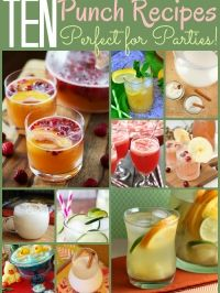 10 Party Punch Recipes Perfect for Celebrating!