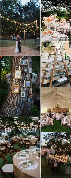 18 The Most Cozy and Stylish Backyard Wedding Ideas Ever!