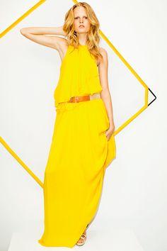 yellow stunner via Derek Lam.