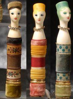 "REVLON ""Couturines Doll Lipstick"""