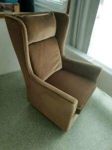 Ohren Sessel Mit Roller Sessel Roller Ebay