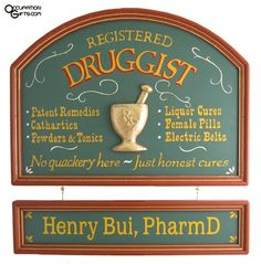 Pharmacist Gifts - Occupation Gifts - Find a Birthday or Christmas Gift Idea!
