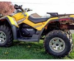 Used 2007 #Can_am Outlander 650 xt #Four_Wheeler_ATV in Longview @ http://www.usaatvsonline.com
