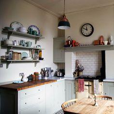 New Kitchen idea's