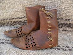 Medieval bird shoe, Haarlem, Amsterdam 1300-1350