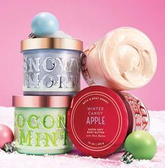 Deliciously hydrating! This Body Butter is loaded with rich Shea Butter & comes in a giftable NEW candy-coated look!