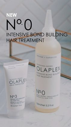 Use our NEW N°. 0 Intensive Bond Building Hair Treatment in followed by N°.3 for your #BestHairDays ever! Treatment For Bleached Hair, Bleached Hair Repair, Home Remedies For Hair, Hair Loss Remedies, Best Natural Hair Products, Natural Hair Styles, Tips & Tricks, Strong Hair, Hair Health