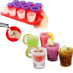 Ice Shot Glass Set : $7.64 + Free S/H (reg. $29.99) http://www.mybargainbuddy.com/ice-shot-glass-set-7-64-free-sh