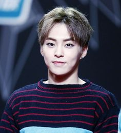 xiumin Line Up Of Promising Actingdols In 2016