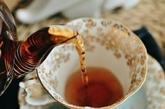 Tea time!☕