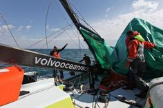 Yann Riou/Groupama Sailing Team/Volvo Ocean Race