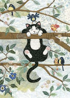 Tree Cat by Jane Crowther and Amy Butcher