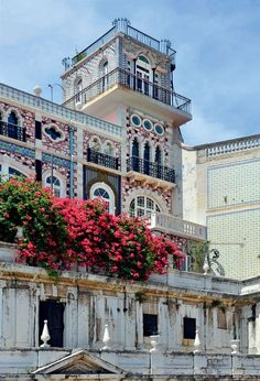 Palácio do Chafariz, Alfama, Lisboa.