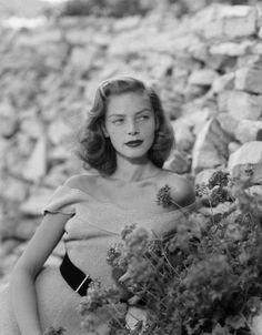Lauren Bacall, 1947