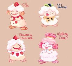 More Slurpuff Variations
