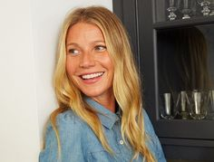 Gwyneth Paltrow's Everday Makeup Routine