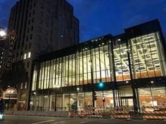 Progress report: MSO's Bradley Symphony Center nears completion
