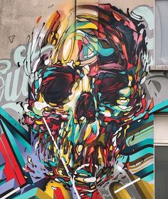 Skull by Locatelli Steve
