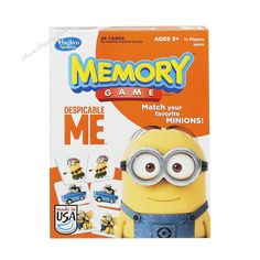 Memory Game Despicable Me Edition Minions Kids Toys Kid Toy MInion Special Gift  #Hasbro