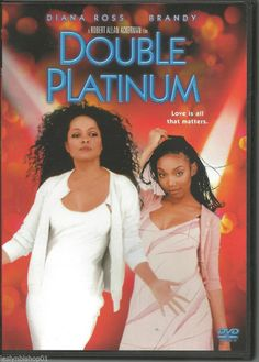 Double Platinum (DVD, 1999, Closed Caption) Brandy Norwood, Diana Ross