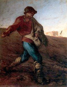 El sembrador MILLET