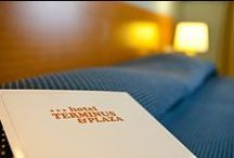 Le nostre camere - Our Bedrooms/di Hotel Terminus & Plaza