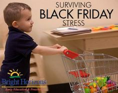 Surviving Black Friday Stress!