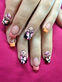 Arte Lu Diy Nails, Beauty, Make Up, Art, Beauty Illustration