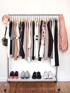 So gelingt euch der richtige Frühjahrsputz für euren Kleiderschrank!