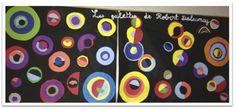 Arts plastiques autour de la galette avec Warhol et Delaunay - Bout de gomme