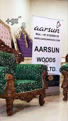 Wooden Sofa Set Designs, Traditional Sofa, Living Area, Living Room Furniture, Sofas, Armchair, Bedroom, Home Decor, Furniture