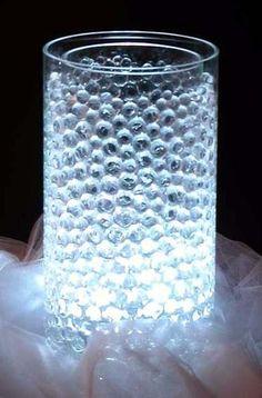 Bolitas Hidrogel Transparente Bochas.tubos-15 Años Bodas X40