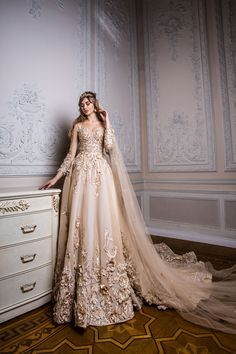 057b2a99dc75d 99 Best Wedding Dress with Sleeves images in 2019 | Alon livne ...