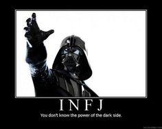 Darth Vader INFJ