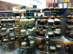 Georgetown Cupcakes, SoHo | Brunch With My Baby