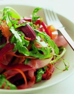 Super Salad: from an ongoing series by Chef Oscar Umahro Cadogan