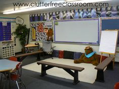 Western Themed Classroom