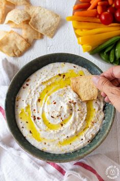 Whipped Feta, Gluten Free Puff Pastry, Feta Dip, Snack Recipes, Cooking Recipes, Greek Cooking, Greek Dishes, Clean Eating Snacks, Street Food